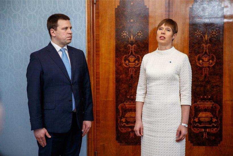 Kaljulaid süüdistab vaktsineerimiskorralduse läbikukkumises eelmist valitsust. Ratas: kriitika valmistab nõutust ja pettumust