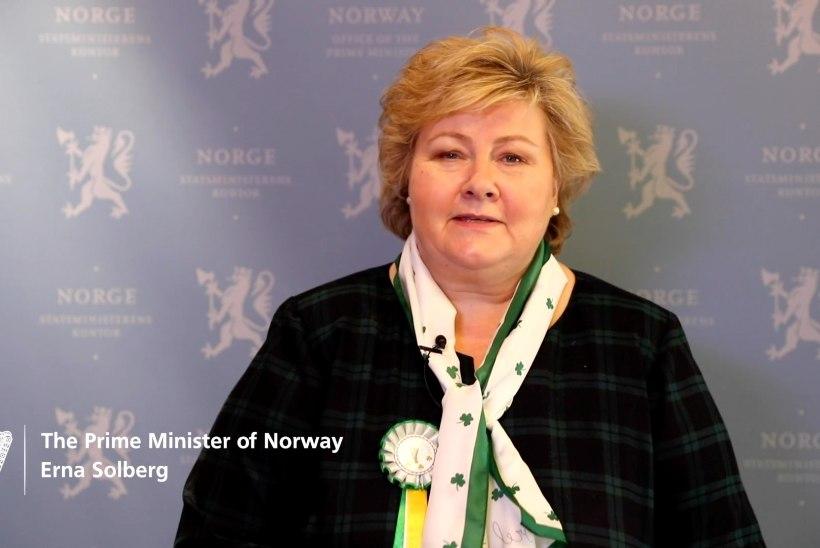 Norra peaminister korraldas suure peo ja sai koroonapiirangute rikkumise eest kopsaka trahvi