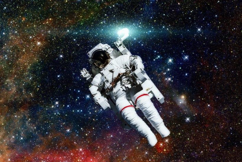 Kosmoses viibimine võib südant kahandada