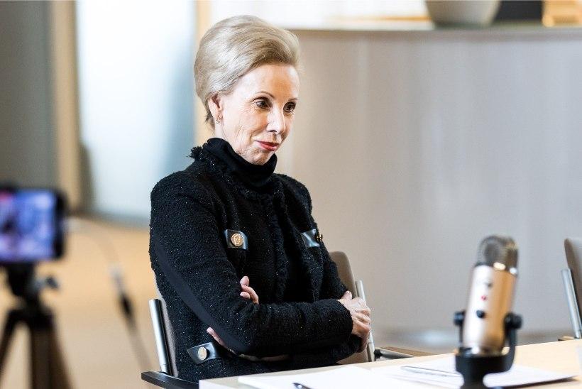 Vanglas viibinud ettevõtja Kersti Kracht: ma ise tean, et ma ei teinud midagi valesti