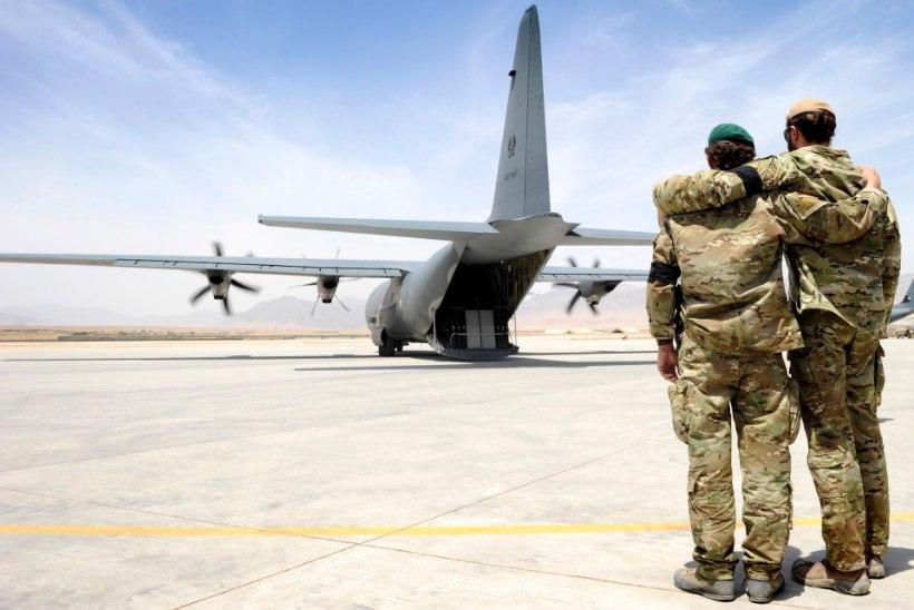 USA ja NATO alustavad ametlikult viimaste sõdurite Afganistanist välja viimist