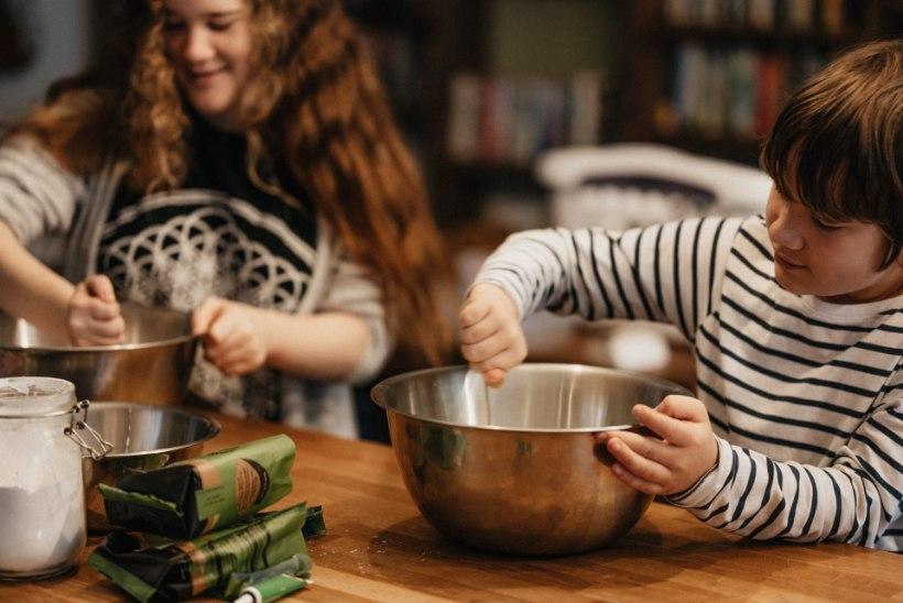 NÄDALAMENÜÜ | 3.-9. mai: põnevad toidud, mida koos emaga või emale valmistada