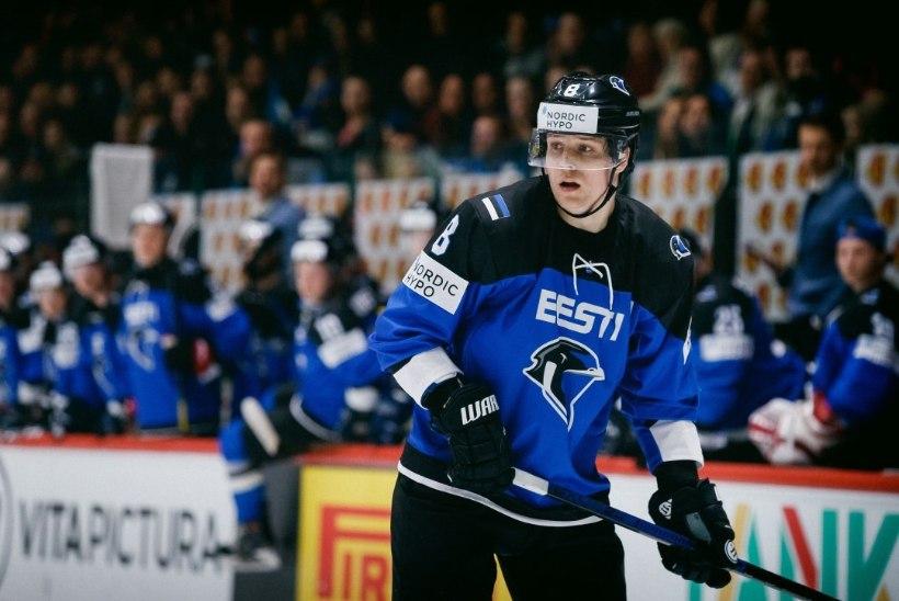 VÄGEV! Robert Rooba hakkab mängima KHLis