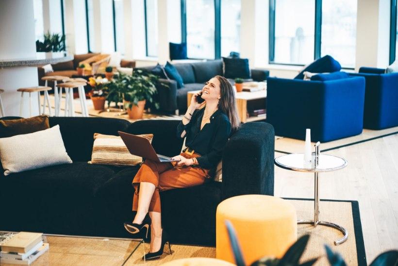 Puhas töökeskkond tagab töötajate kõrgema motivatsiooni
