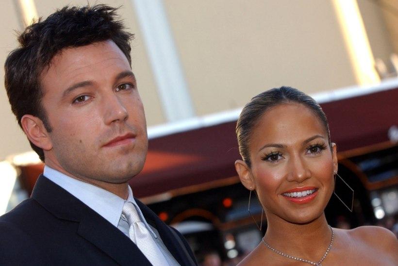 Endised kihlatud Jennifer Lopez ja Ben Affleck on teineteist taas leidnud!