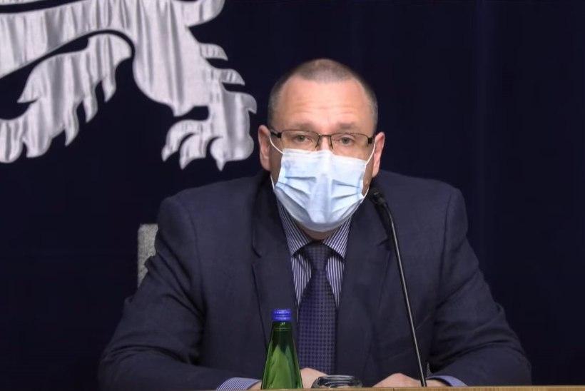 VIDEO   Tanel Kiik: vaktsiinidoosist keegi ilma ei jää