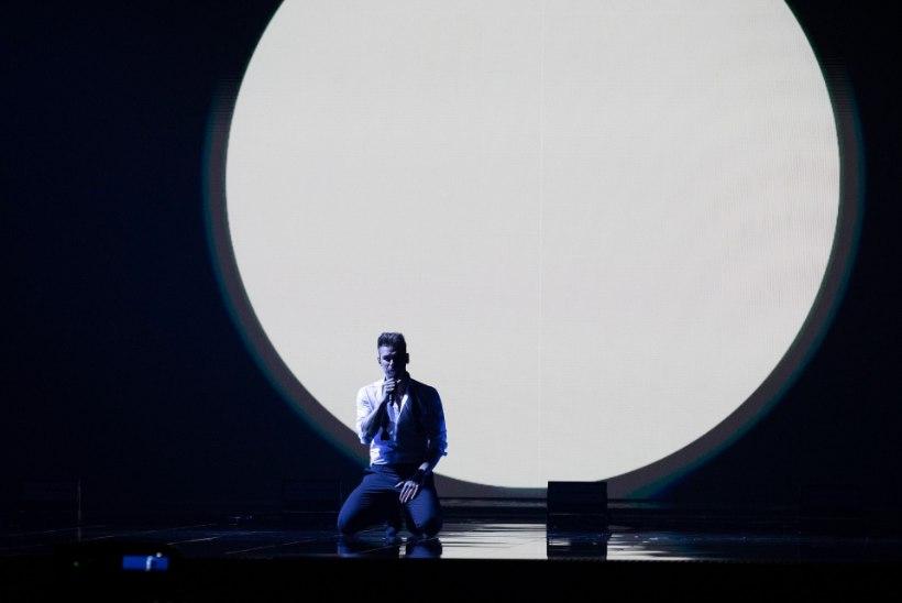 VIDEO | Uku Suviste esimesest lavaproovist Eurovisionil: kümne palli skaalal hakkame neljast minema ja poolfinaaliks tahaks etteotsa jõuda