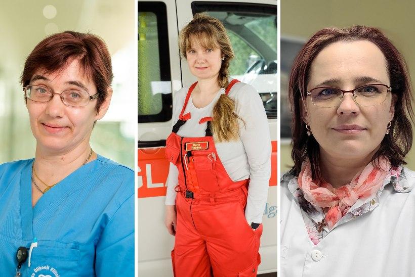 PALJU ÕNNE! Need erakordsed inimesed valiti tänavu aasta õeks ja hooldustöötajaks!