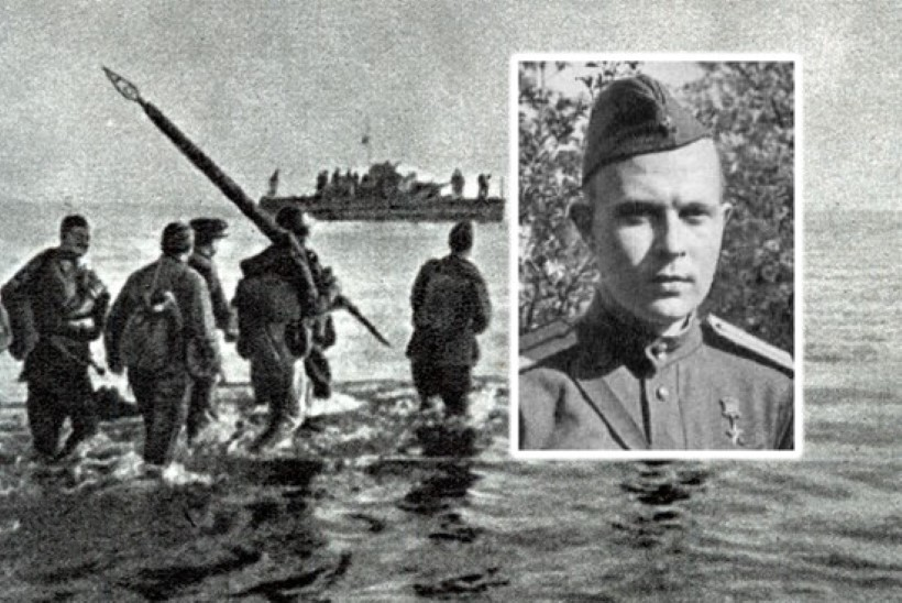 KANGELASE LANGUS: eestlasest punaarmeelane kaotas abikaasa tapmise järel Nõukogude Liidu kõrgeima aunimetuse