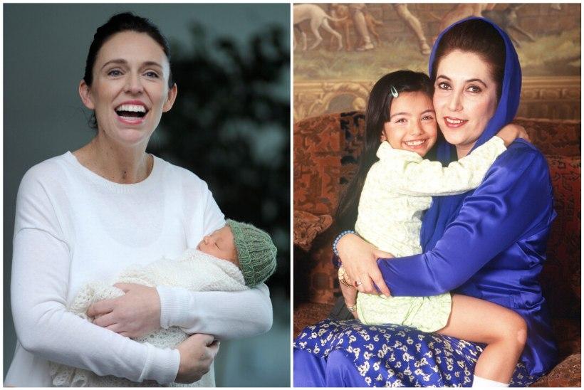 LAPS POLE TAKISTUSEKS: kõrged poliitikud on emaks saanud nii rivaalide kui ka eelarvamuste kiuste