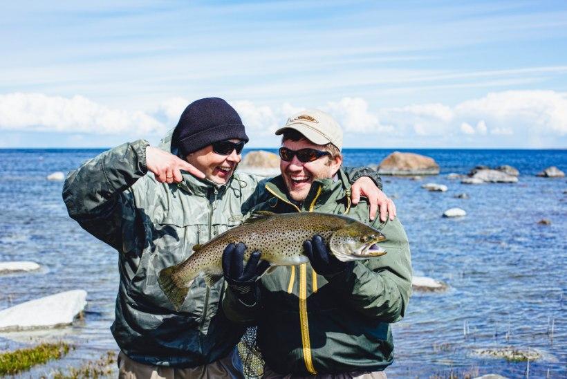 Timo Tintse edendab kalaturismi ja kestlikku kalapüüki