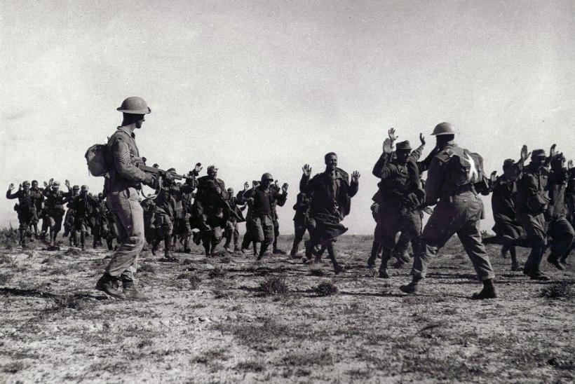 HITLERI TEINE STALINGRAD: Põhja-Aafrikas langes vangi 240 000 meest