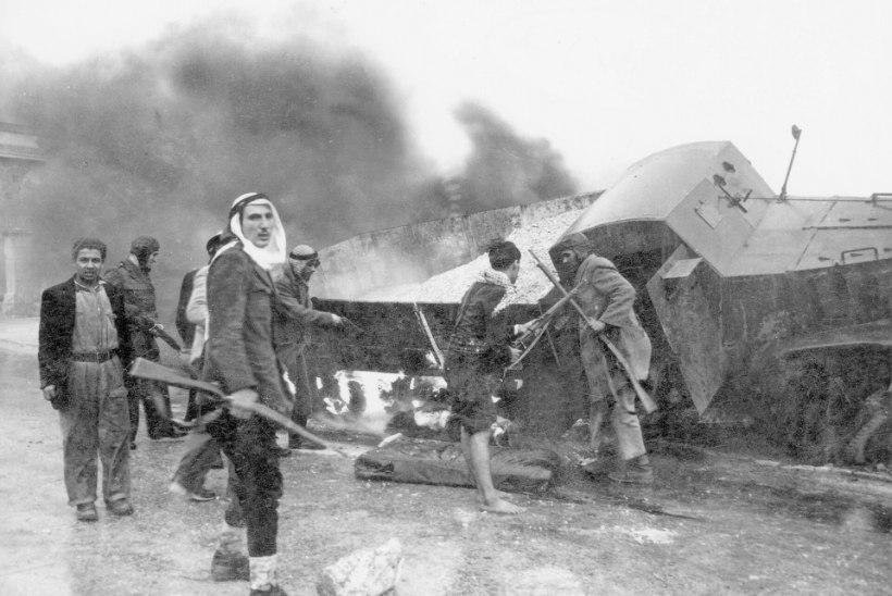 IGAVIKULINE KONFLIKT: Iisraeli ja Palestiina erimeelsustel on pikk ajalugu