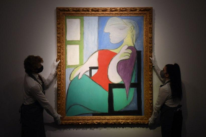 Picasso maal läks ostjale maksma üle 100 miljoni dollari