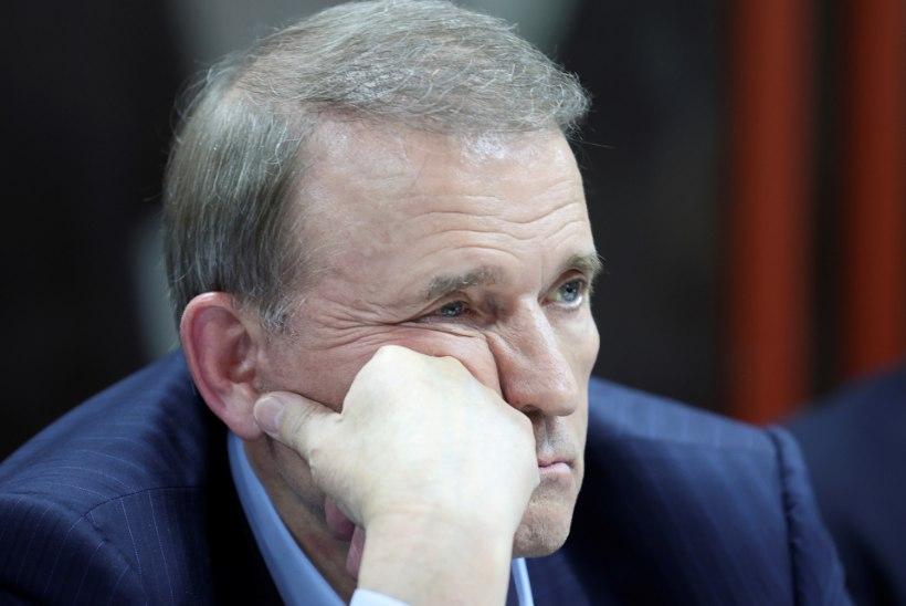Ukraina pani kremlisõbraliku ärimehe koduaresti