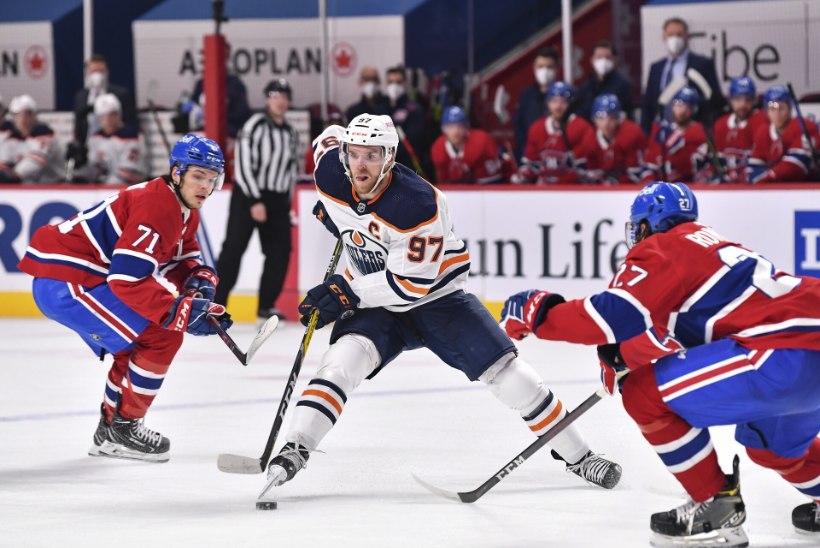 NHL play-off'i eel: ebainimlik kanadalane, venelasest auruvedur ja põrunud soomlane