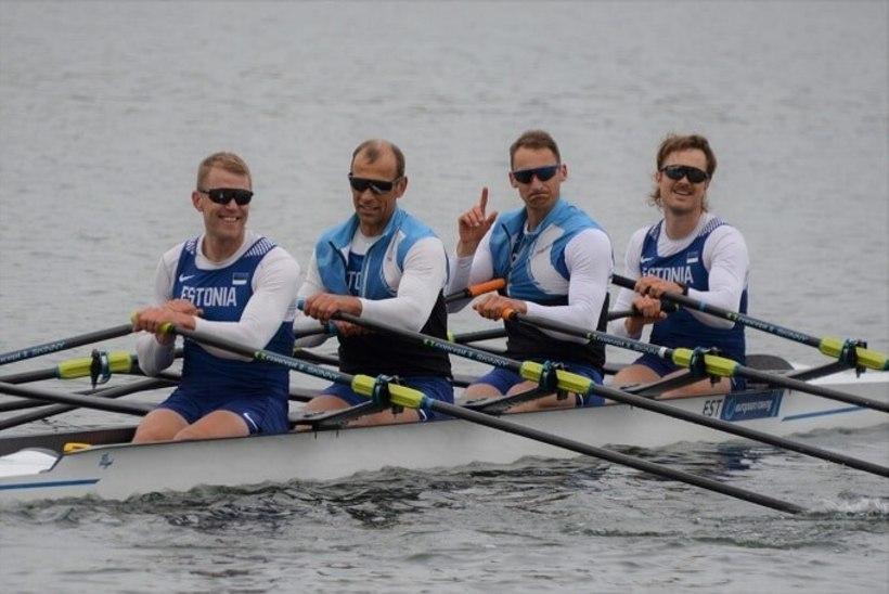HÄSTI! Eesti neljapaat pääses hooaja tähtsaimal võistlusel finaali