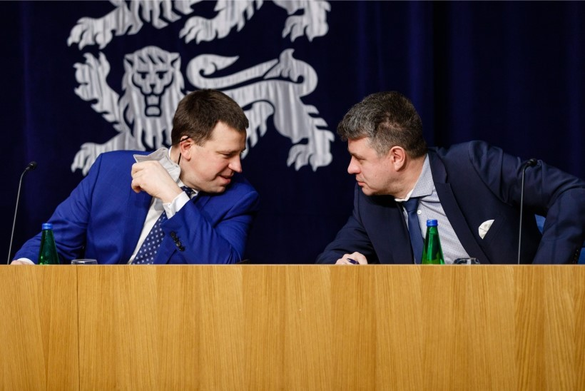 Reinsalu kirjutab raamatut eelmisest valitsusest: oma äratundmisrõõmu leiavad kõik poliitikud