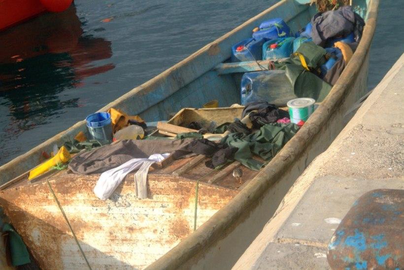 MASSIHAUD KESET OOKEANI: teismeline tüdruk triivis merel 22 päeva