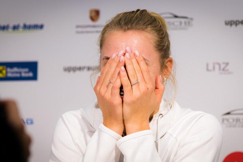 Tennisetähe sõnul sattus dopingaine tema organismi vahekorra tulemusel, kallim lükkas teooria ümber