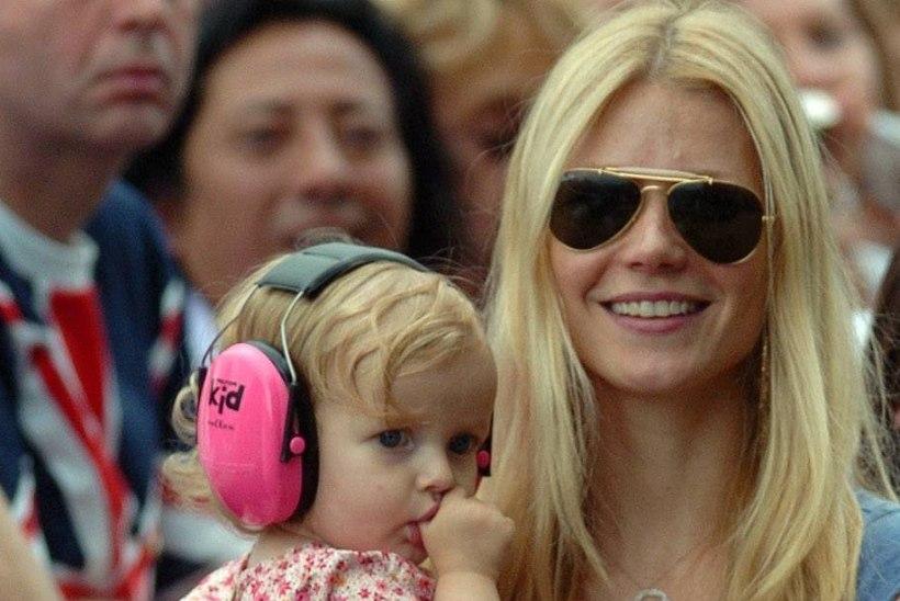 """Gwyneth õnnitleb 17aastaseks saanud tütart: """"Oled inspireeriv ja nii lahe!"""""""