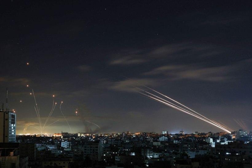 """Iisraeli peaminister Netanyahu: ,,Rünnakud Gazale jätkuvad nii kaua kui vaja."""""""