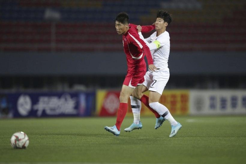 Põhja-Korea jalgpallikoondis jätab MM-valikturniiri pooleli