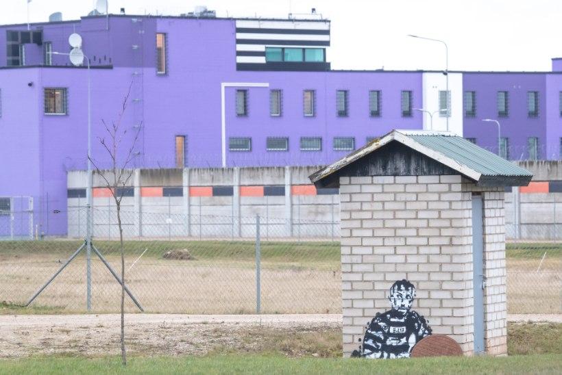 Vange on hoitud kuni 130 päeva järjest kartseris. Õiguskantsler: seadust tuleb muuta
