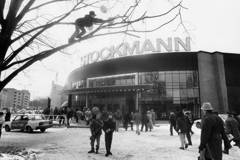 MEENUTUS | POMMID JAHUTASID OSTUBUUMI: Stockmanni kaubamajas lõhati neid päevaga lausa kaks