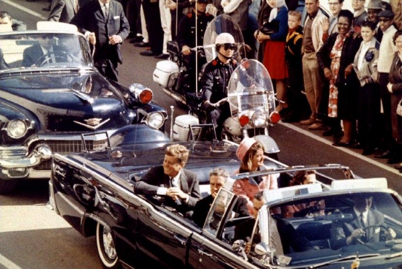 TAPPEV OTSUS: president Kennedy andis enne atentaati korralduse, mis sai talle saatuslikuks