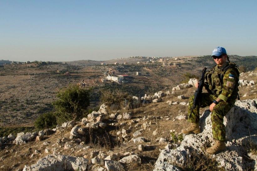 Liibanonis missioonil käinud Andra Udeküll: pidime alati kõige hullemaks valmis olema