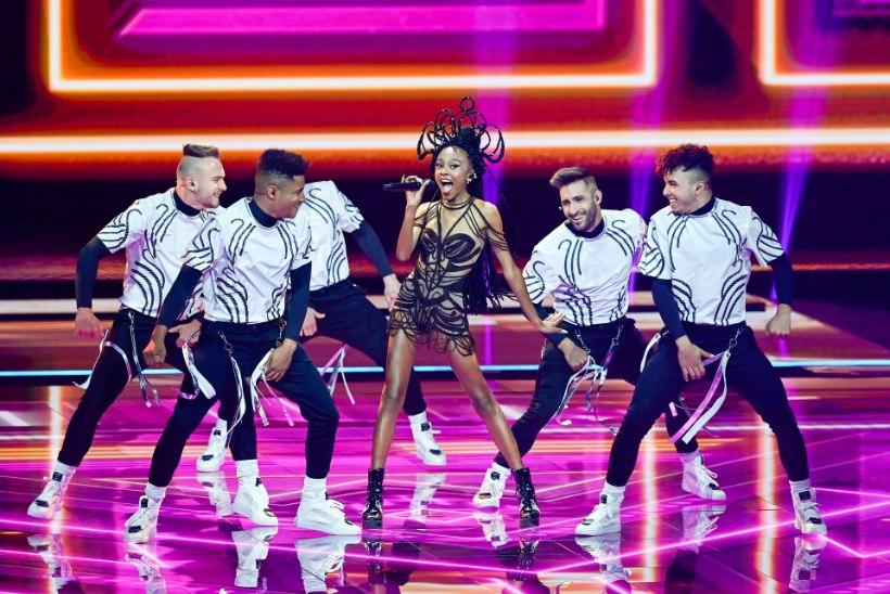 Iisraeli lauljanna suust kõlas Eurovisioni ajaloo kõrgeim noot