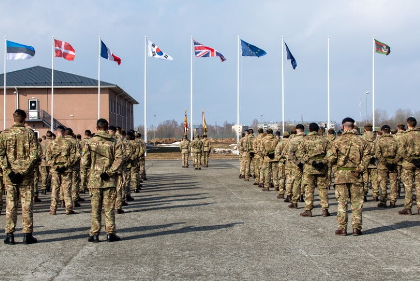 NATO lahingugrupi ülem kukepoksist: püüame alati austada kogukonda, milles elame