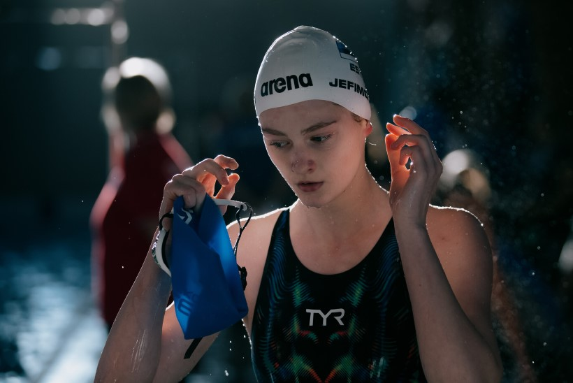 """""""Vaimustav ujumine! Eneli-suguseid sportlasi ei sünni Eestis igal aastal."""""""