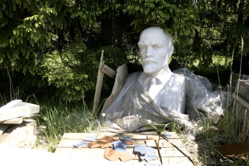 Tõnis Erilaiu lehesaba | Kuidas Lenin elas Eestis koos Kerenskiga