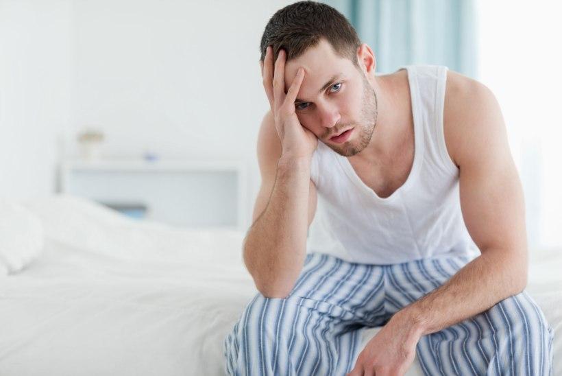 VÄSIMUS JA VILETS SEKSIISU? Need märgid näitavad, et mehel pole piisavalt testosterooni