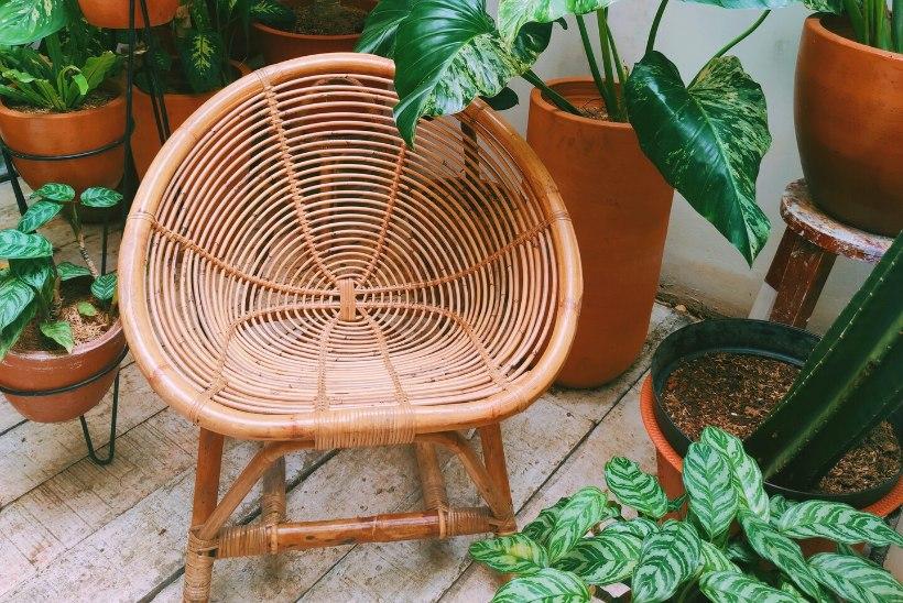 Ideid mõnusa rõdu ja terrassi loomiseks: trendid soosivad rohket rohelust ja funktsionaalset mööblit