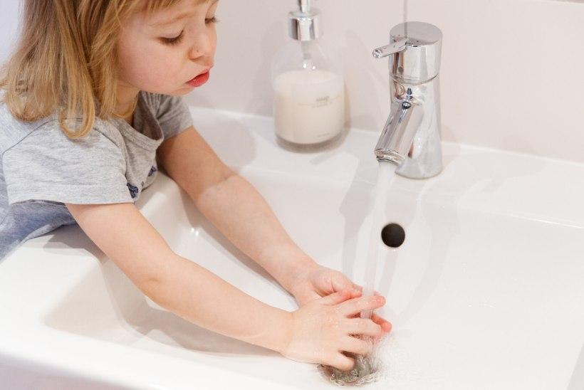 PESTA VÕI DESINFITSEERIDA? 8 kõige sagedasemat küsimust kätepesu kohta