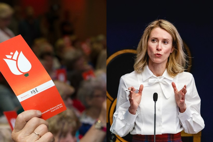 Sotsiaaldemokraadid:Kaja Kallas on ühiskonna ootusi petnud