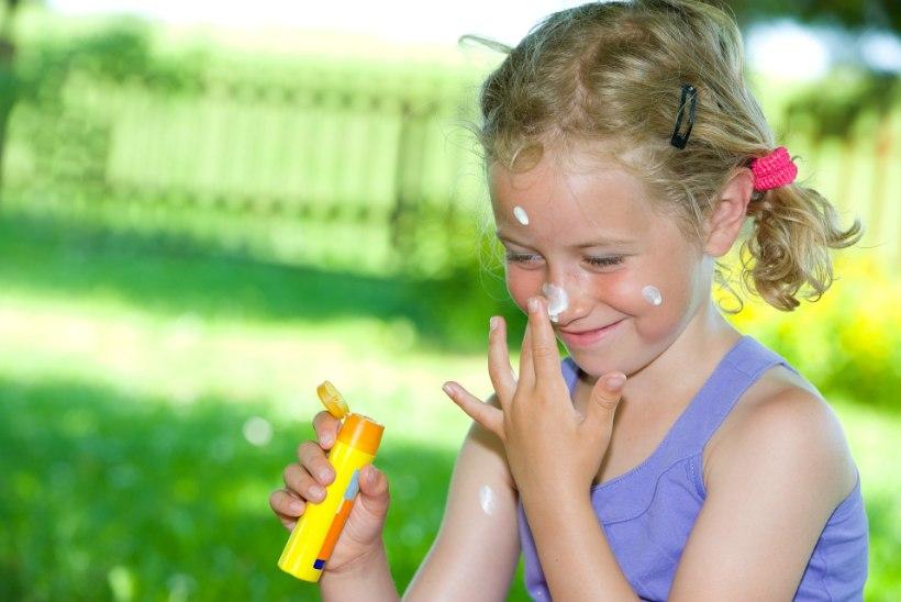 Ole hoolas: intensiivne kevadpäike ohustab enim pere pisemaid