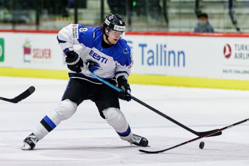 KHLi klubiga käed löönud Robert Rooba: ma ei osanud isegi oodata, et see nii kiiresti läheb