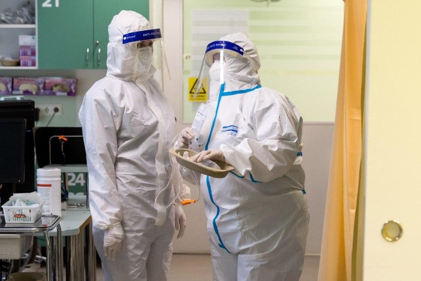 Tõnis Erilaiu lehesaba | Kuidas päeva jooksul oli vaid üks nakatunu