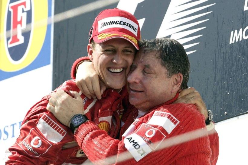 Vana sõber avaldas Schumacheri seisundi kohta väikse, aga põneva detaili
