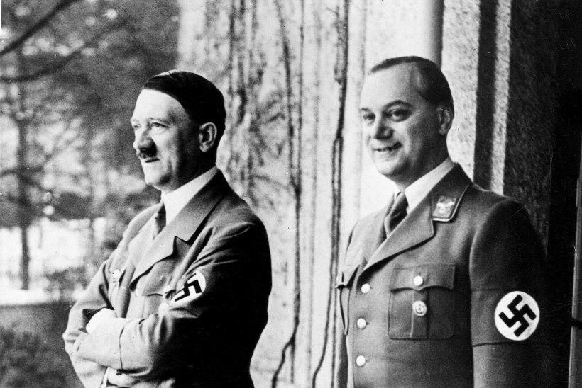 KÕRK IDEOLOOG: Tallinnas õpetajana töötanud tippnats vihkas juute ja kristlust