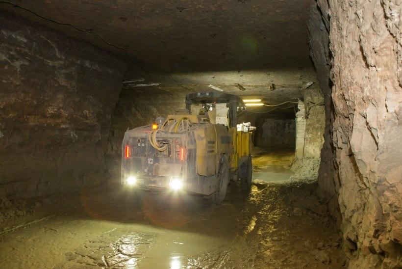 Surmaga lõppenud tööõnnetus kaevanduses: kohus karistas kopplaadurijuhti tingimisi vangistusega