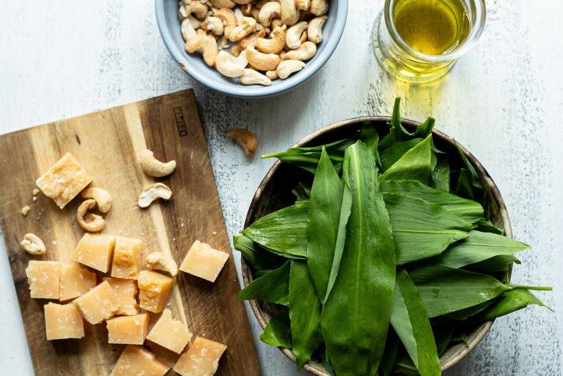 SAMM-SAMMULT | Lihtsad karulaugupesto-juusturullid, mida homseks tööle või väljasõidule kaasa võtta