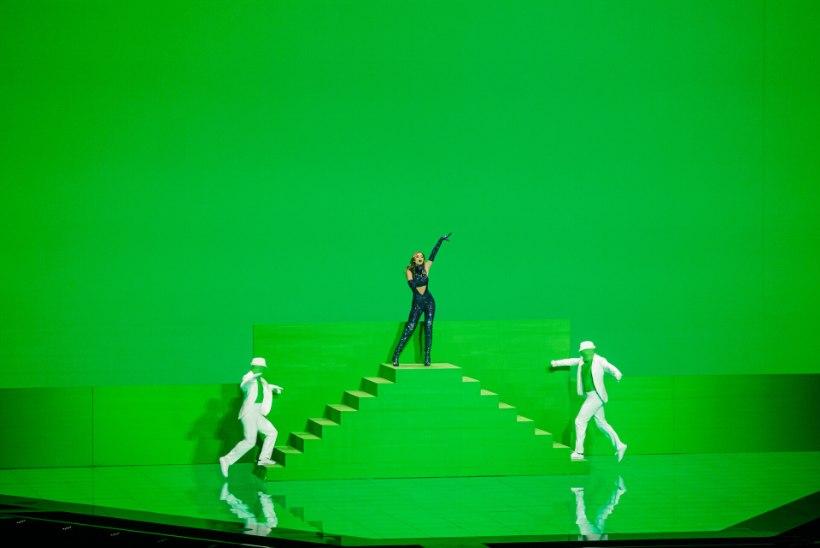GALERII   Vaata, mis hakkab toimuma Eurovisioni teises poolfinaalis