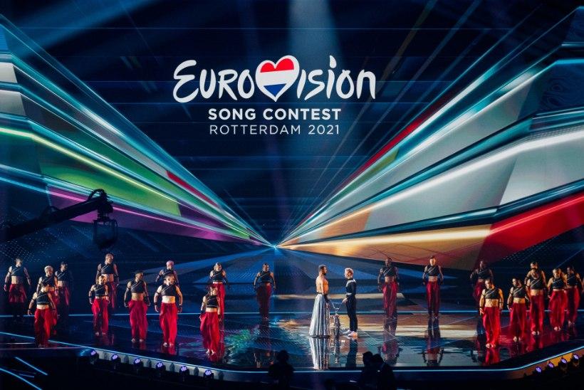 BLOGI JA GALERII   Uku Suviste jäi Eurovisioni finaalist välja!