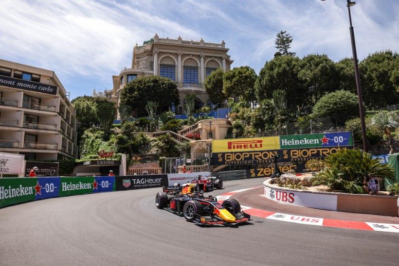 PUHAS POISS! Vips alustas Monacos kiireima ringi ja viienda kohaga