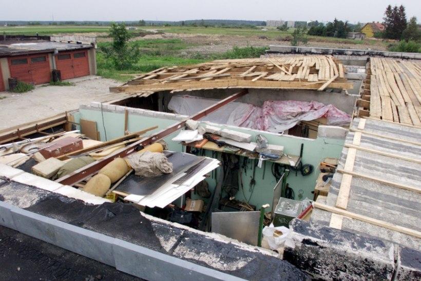 KEERISTORMI KAISUTUSES: tornaadode ja tuulispaskade hirmuteod Eestis
